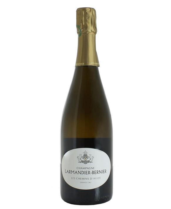 Champagne Larmandier-bernier Les Chemins d'avize 2011 Grand Cru Extra-Brut 75cl