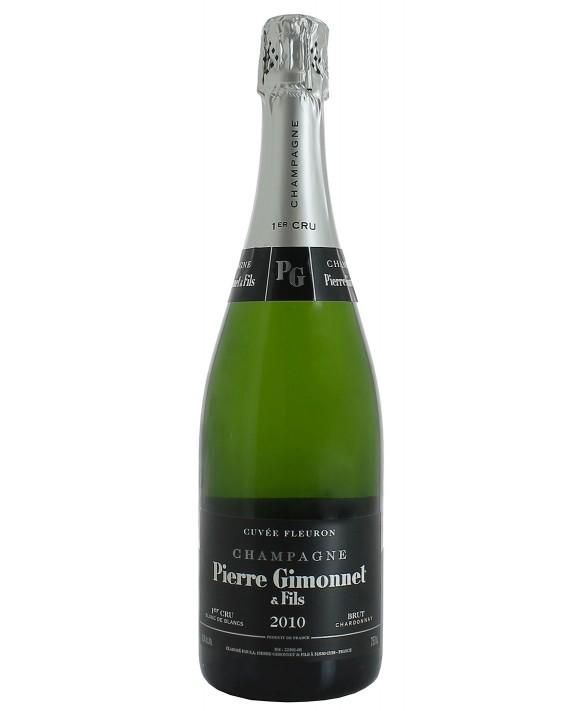 Champagne Pierre Gimonnet Le Fleuron 2010 75cl