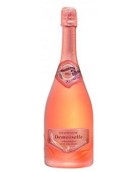 Champagne Demoiselle La Parisienne Rosé 2012