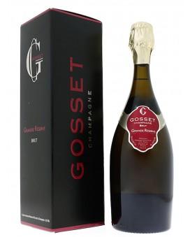 Champagne Gosset Grande Réserve Brut étui