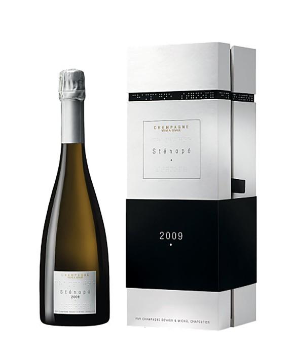 Champagne Devaux Sténopé 2009 gift box 75cl