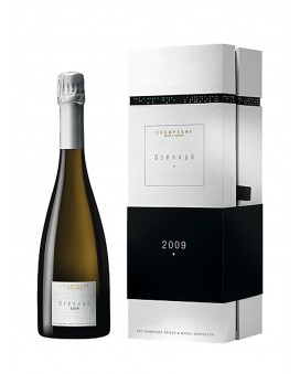 Champagne Devaux Sténopé 2009 coffret