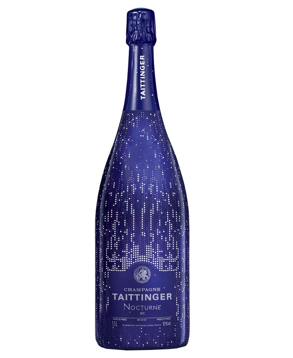 Champagne Taittinger Nocturne sleeve Magnum