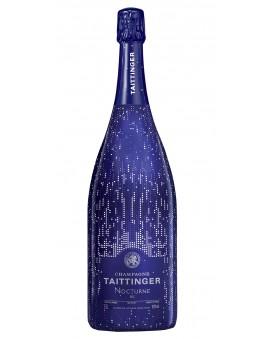 Champagne Taittinger Nocturne sleeve Magnum