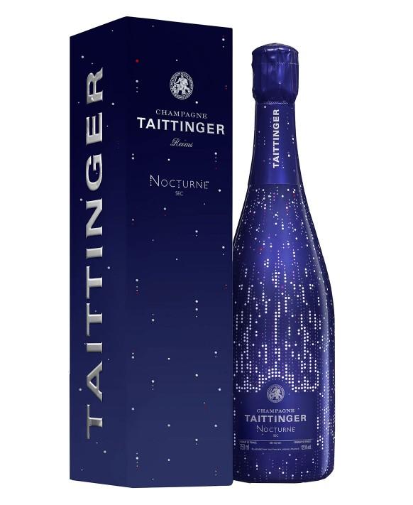 Champagne Taittinger Nocturne sleeve