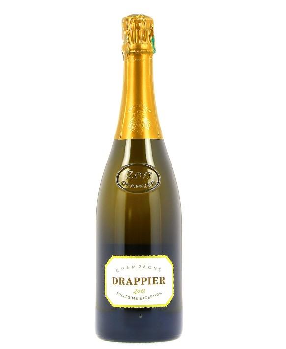 Champagne Drappier Millésime Exception 2013 75cl