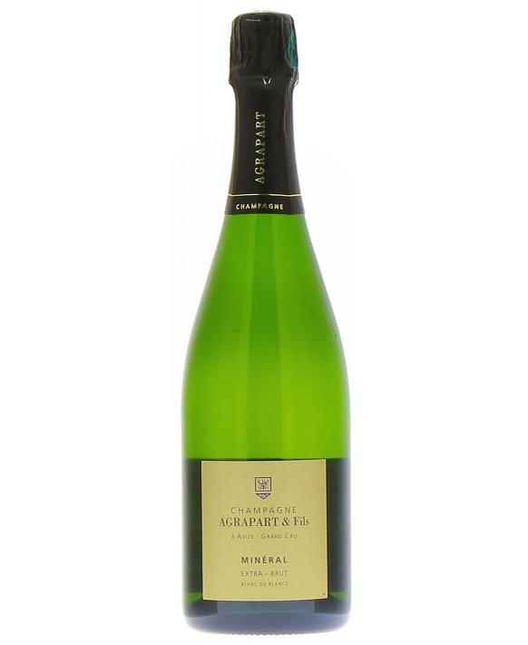 Champagne Agrapart Minéral 2010 Extra-Brut Blanc de Blancs Grand Cru 75cl