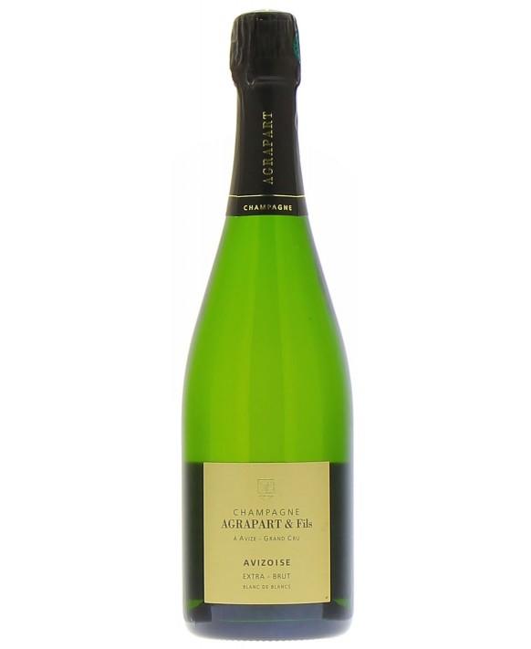 Champagne Agrapart Avizoise 2010 Extra-Brut Blanc de Blancs Grand Cru 75cl