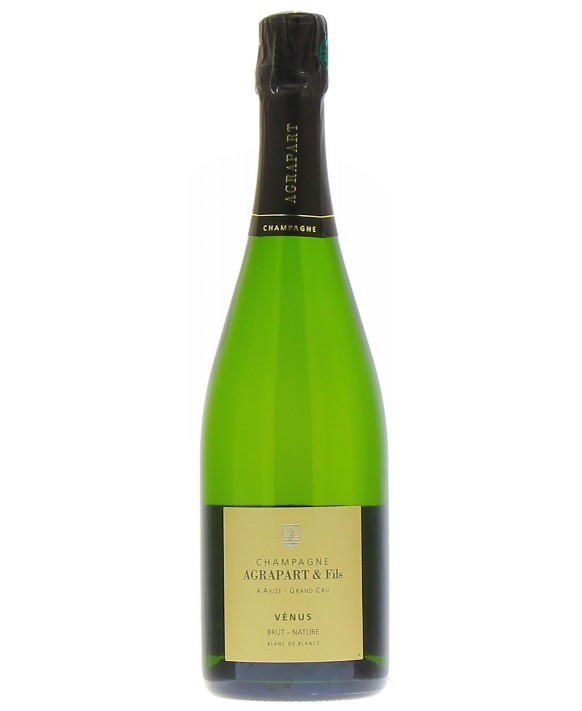 Champagne Agrapart Vénus 2010 Brut Nature Blanc de Blancs Grand Cru 75cl