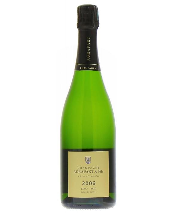 Champagne Agrapart Minéral 2006 Extra-Brut Blanc de Blancs Grand Cru