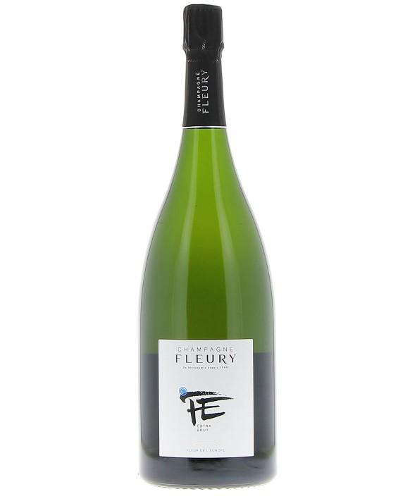 Champagne Fleury Fleur de l'Europe Extra-Brut Magnum