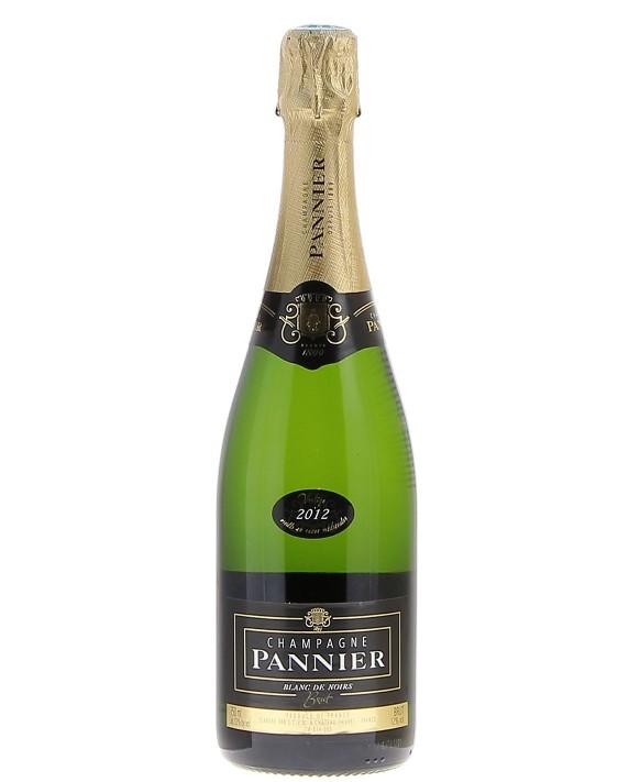 Champagne Pannier Blanc de Noirs 2012 Cuvée Louis Eugène