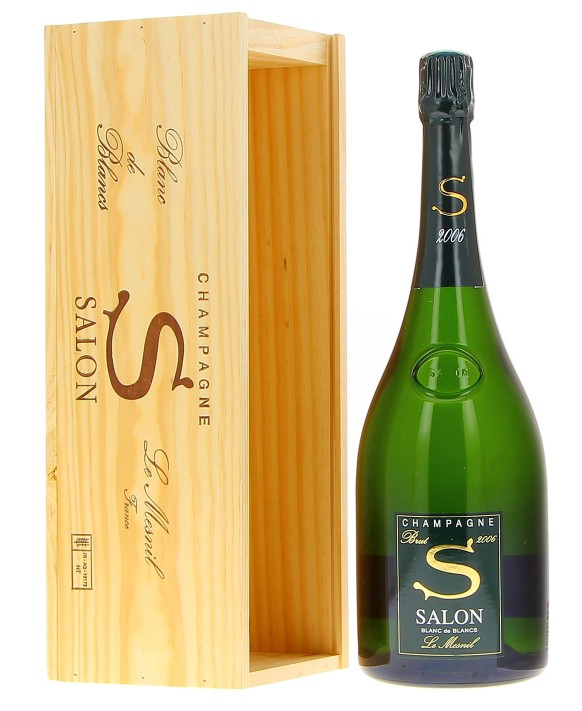 Champagne Salon S 2006 coffret Magnum 150cl