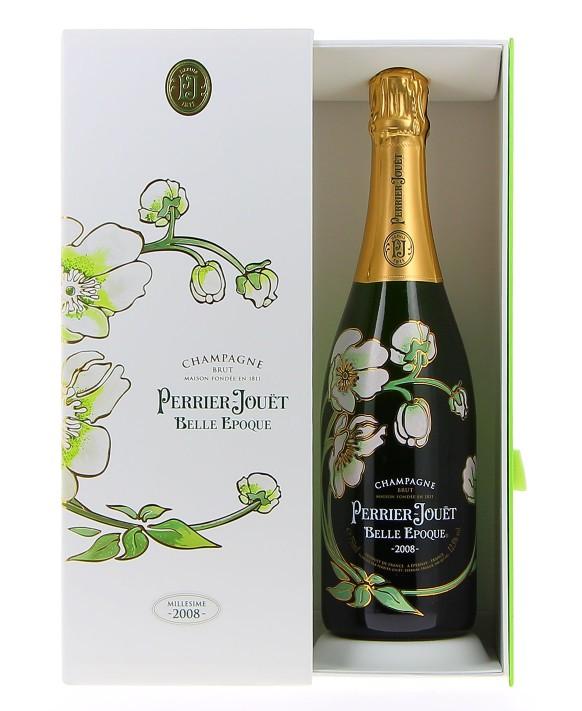 Champagne Perrier Jouet Belle Epoque 2008 coffret 75cl