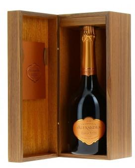 Champagne Laurent-perrier Alexandra Rosé 2004
