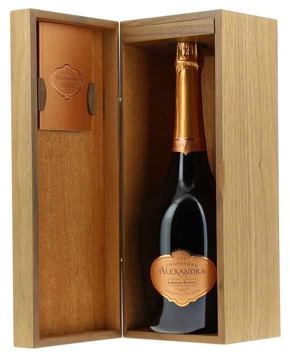 Champagne Laurent-perrier Alexandra Rosé 2004 Magnum