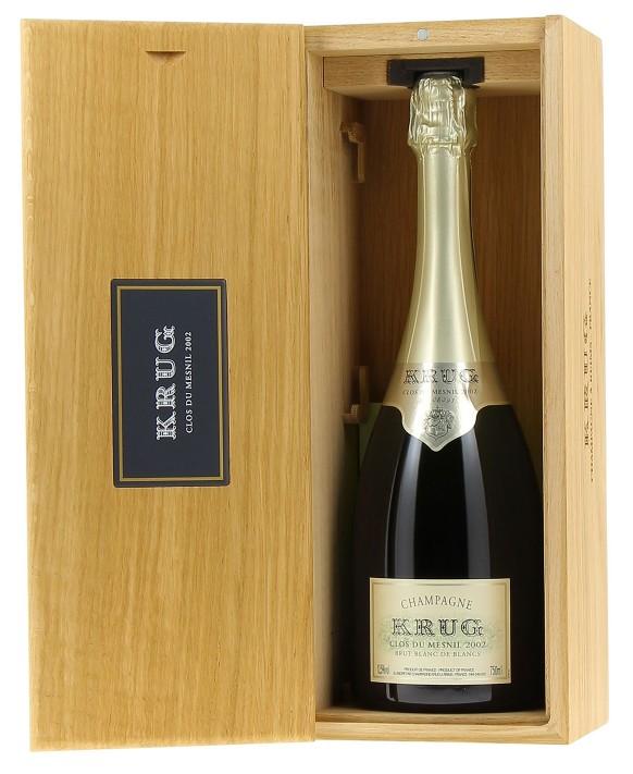 Champagne Krug Clos du Mesnil 2002 75cl