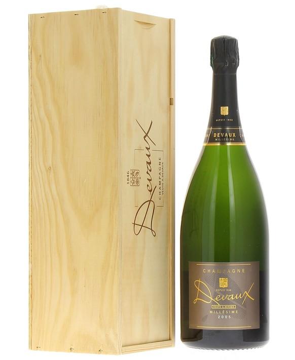 Champagne Devaux Magnum Brut 2005 150cl