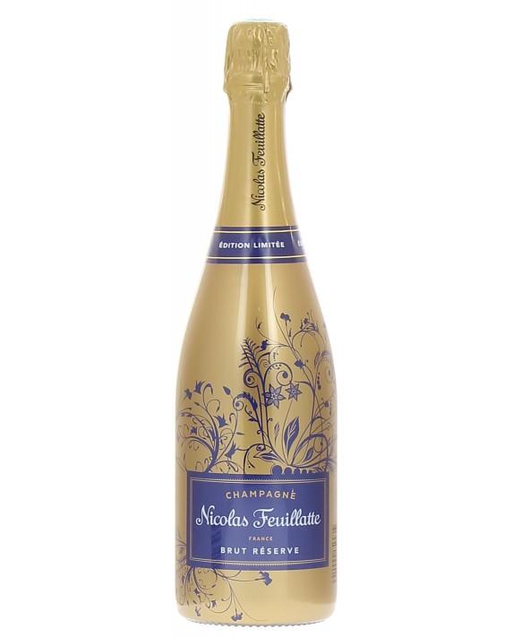 Champagne Nicolas Feuillatte Brut Réserve Magic Edition