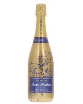 Champagne Nicolas Feuillatte Brut Réserve Edition Féérie