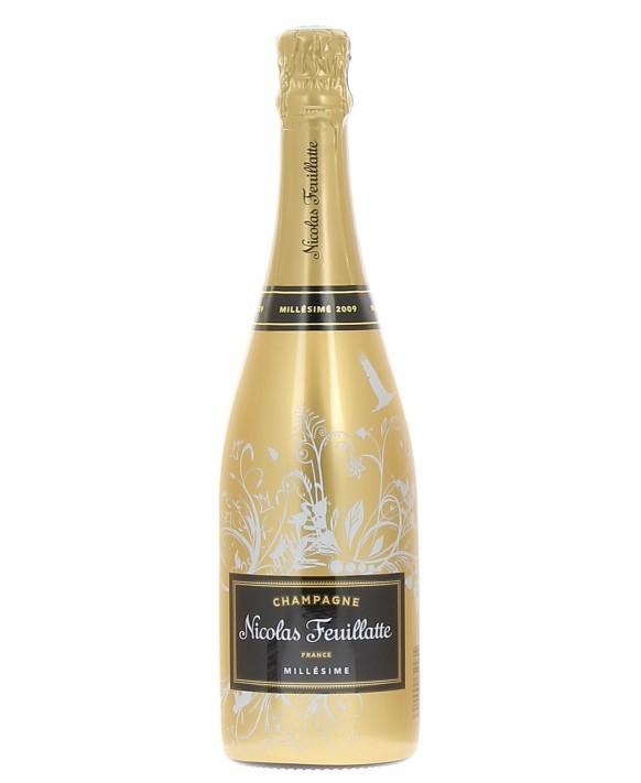 Champagne Nicolas Feuillatte Brut 2009 Magic Edition 75cl