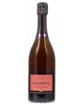 Champagne Drappier Rosé de Saignée