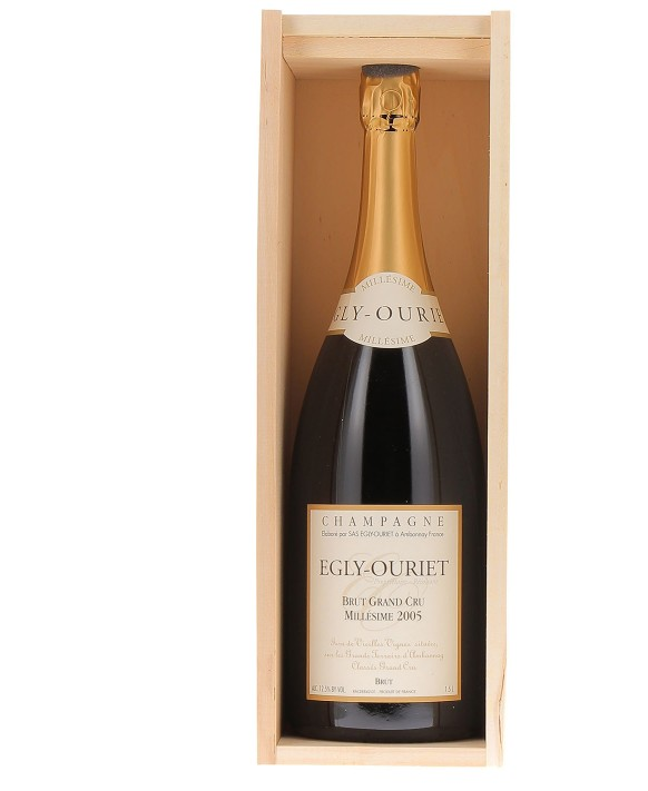 Champagne Egly-ouriet Grand Cru Millésime 2005 Magnum 150cl
