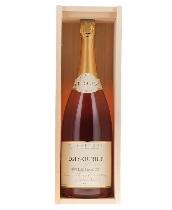 Champagne Egly-ouriet Brut Grand Cru Rosé Magnum