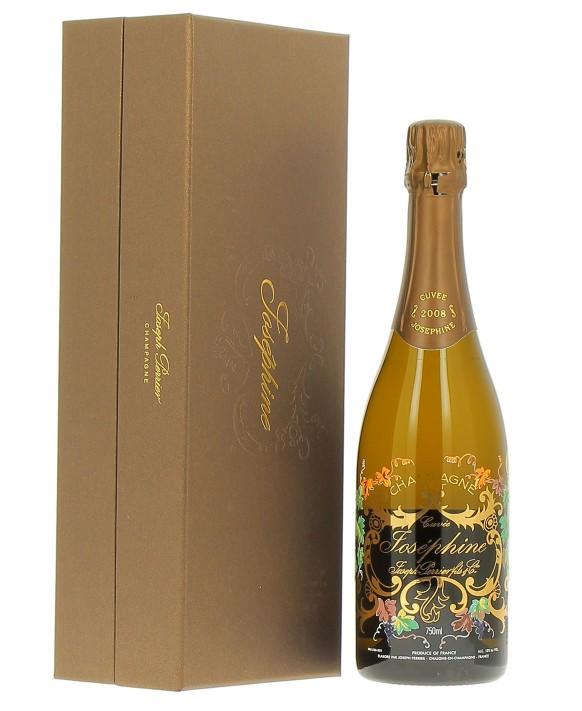Champagne Joseph Perrier Cuvée Joséphine 2008 gift box