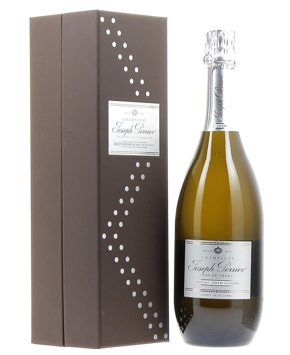Champagne Joseph Perrier Esprit de Victoria Blanc de Blancs 2010