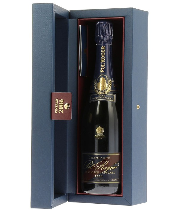 Champagne Pol Roger Cuvée Winston Churchilll 2006
