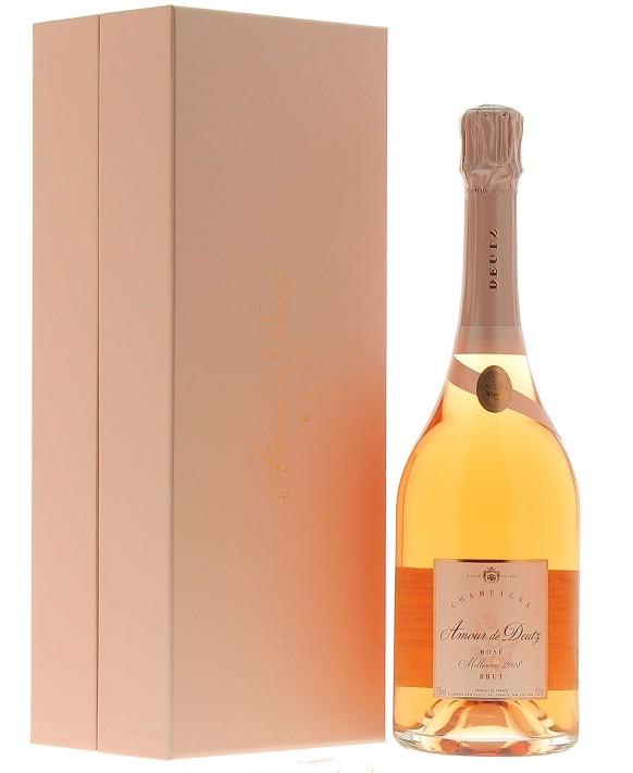 Champagne Deutz Amour de Deutz Rosé 2008 75cl