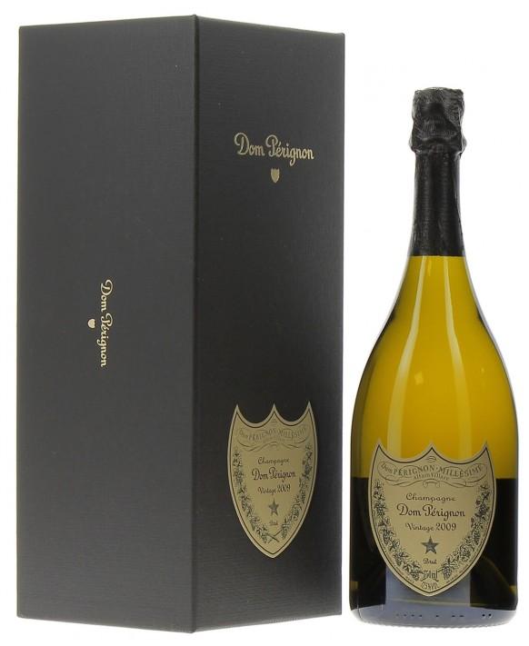 Champagne Dom Perignon Vintage 2009 coffret luxe 75cl