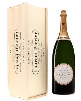 Champagne Laurent-perrier La Cuvée Brut Balthazar