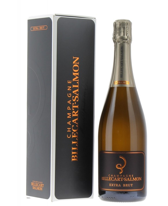 Champagne Billecart - Salmon Extra-Brut 75cl