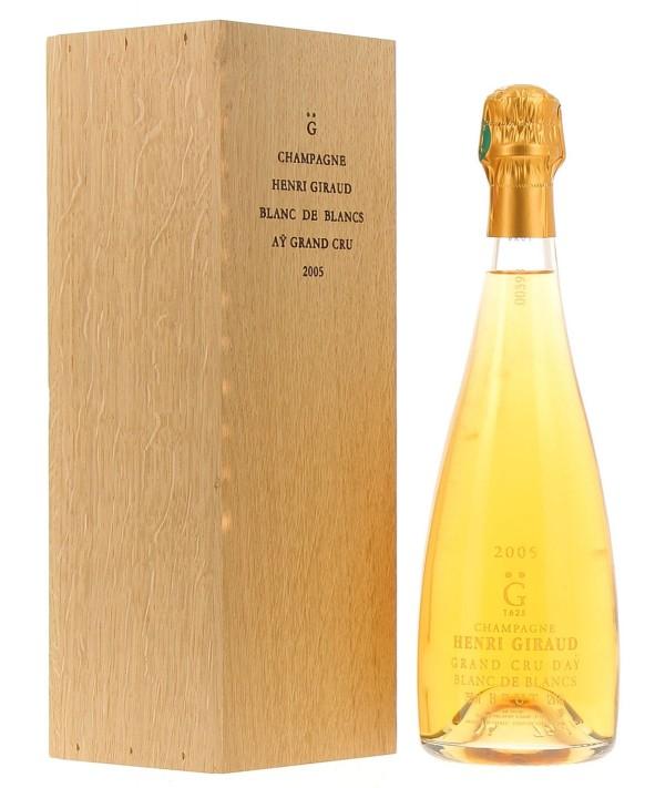 Champagne Henri Giraud Blanc de Blancs 2005 75cl