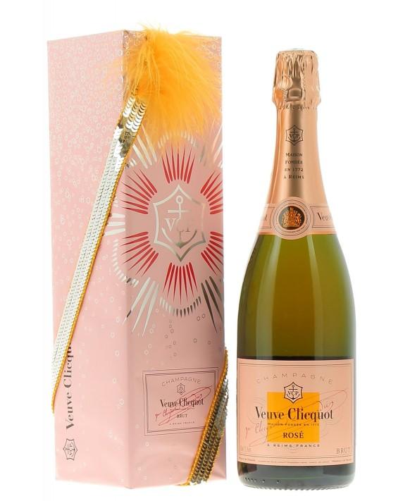 Champagne Veuve Clicquot Rosé tse tse