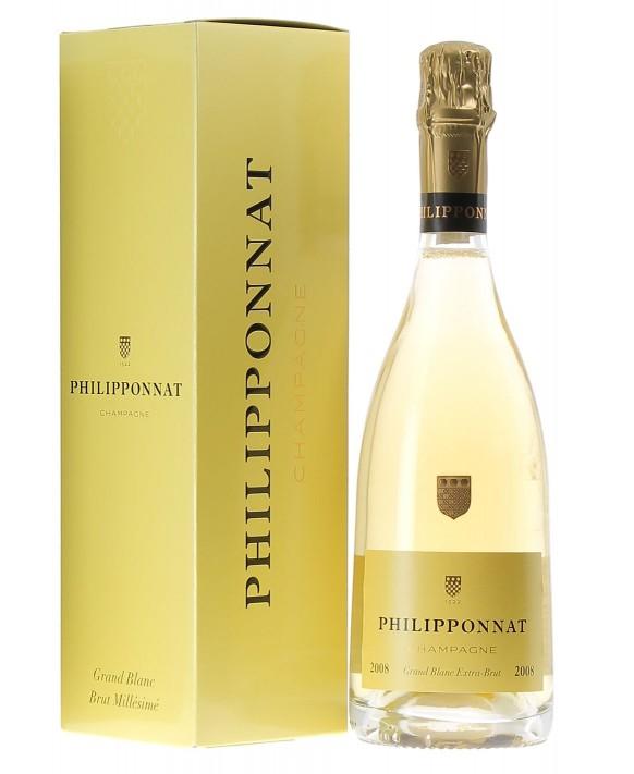 Champagne Philipponnat Grand Blanc 2008 75cl