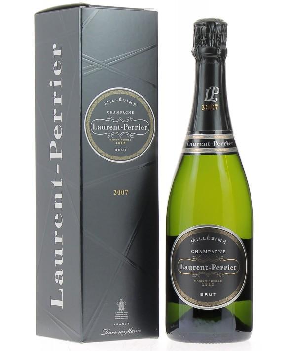 Champagne Laurent-perrier Brut 2007 75cl