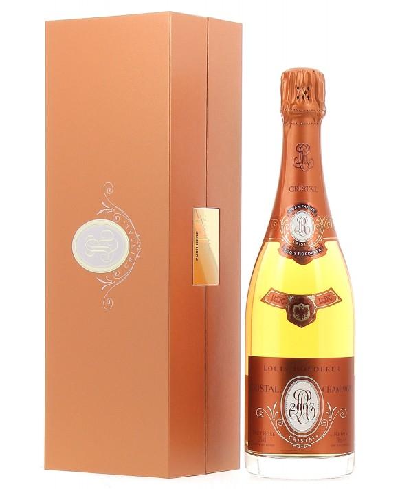 Champagne Louis Roederer Cristal Rosé 2007 75cl