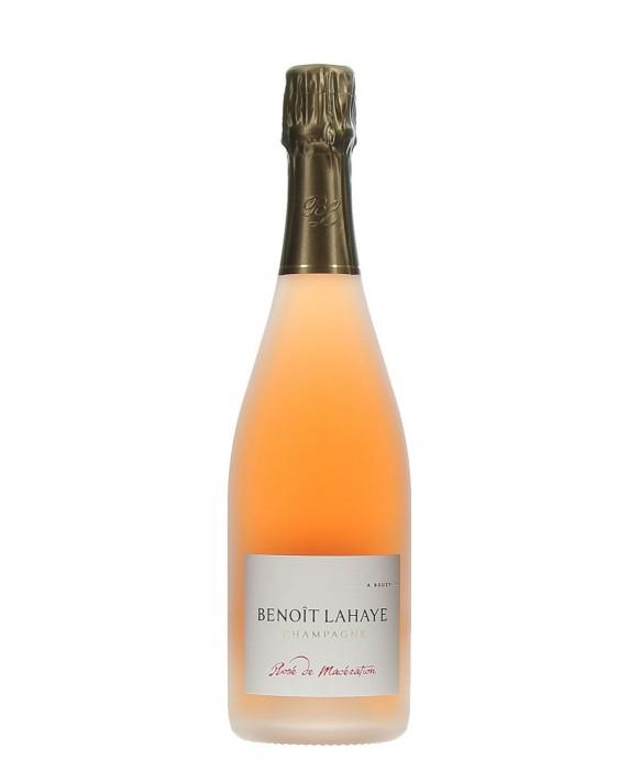 Champagne Benoît Lahaye Rosé de Macération 75cl