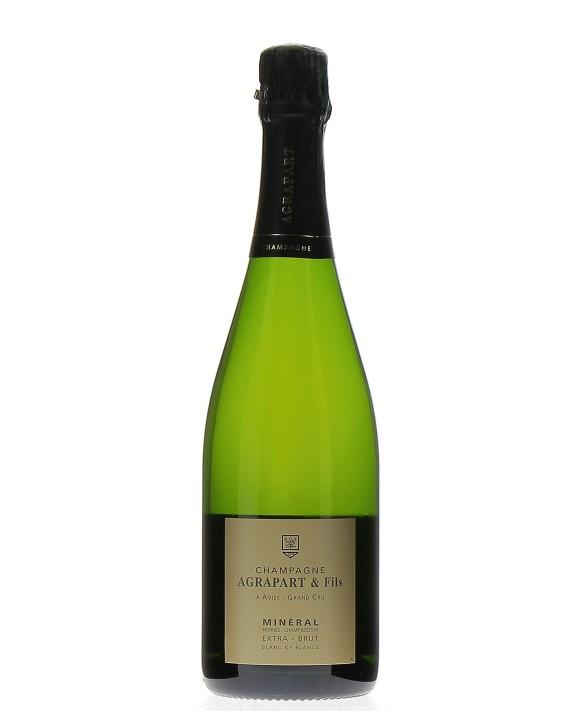 Champagne Agrapart Minéral 2011 Extra-Brut Blanc de Blancs Grand Cru 75cl