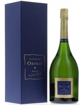 Champagne De Saint Gall Orpale Blanc de Blancs 2002 Grand Cru Magnum