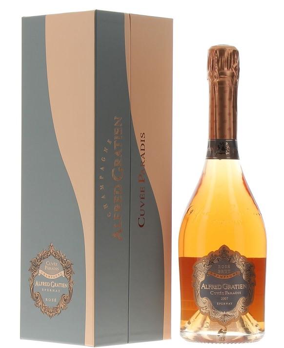 Champagne Alfred Gratien Cuvée Paradis Rosé 2007 75cl
