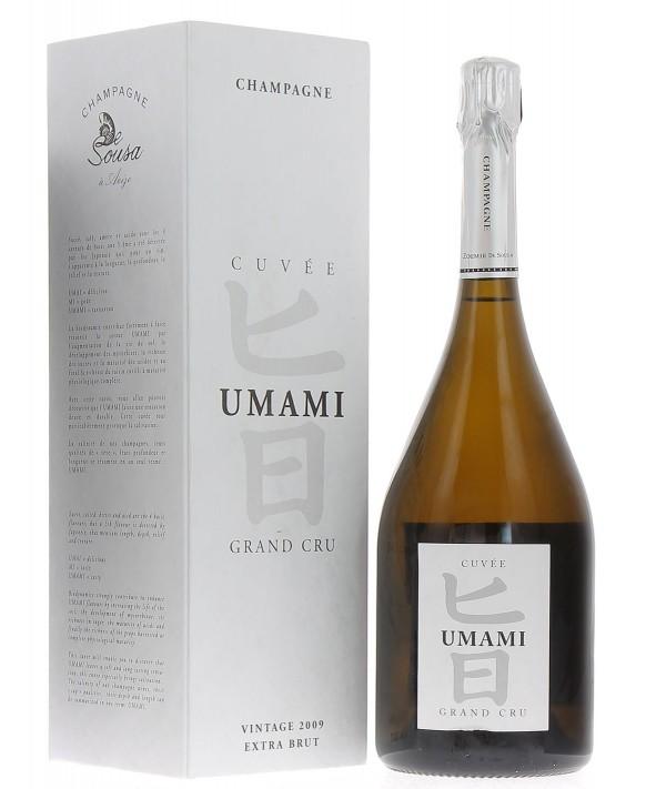 Champagne De Sousa Cuvée Umami Extra-Brut 2009 Magnum
