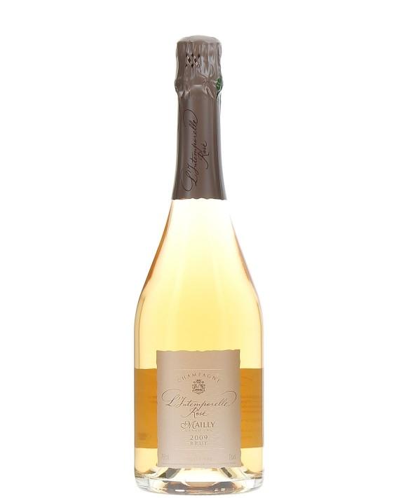 Champagne Mailly Grand Cru L'Intemporelle Grand Cru Rosé 2009