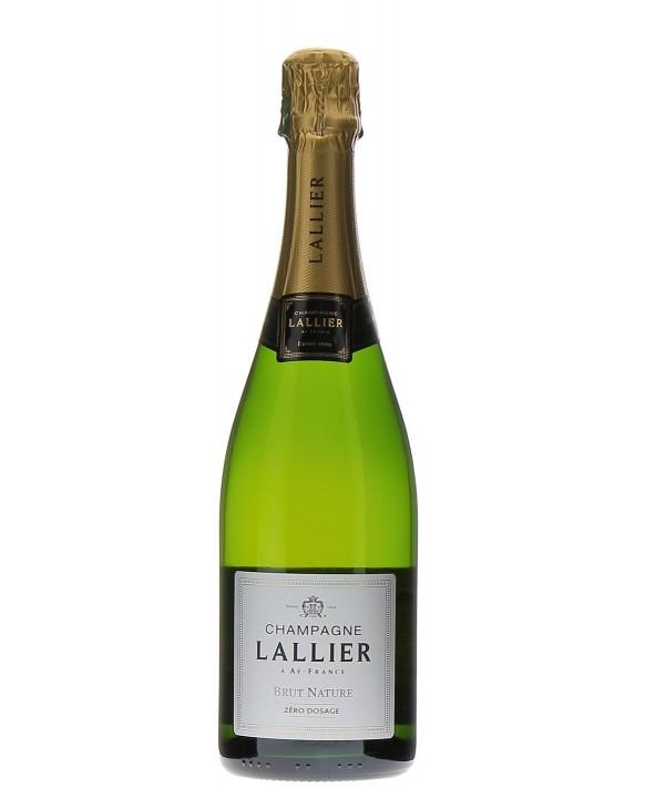 Champagne Lallier Brut Nature 75cl