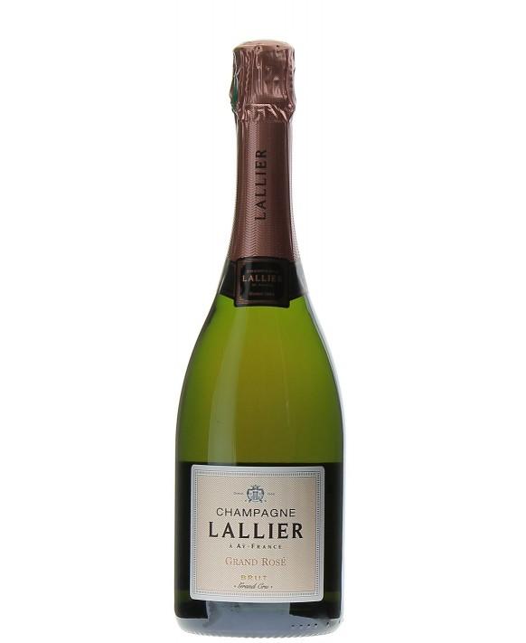 Champagne Lallier Grand Rosé Grand Cru