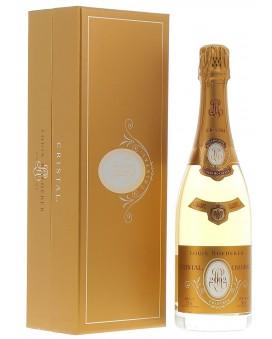 Champagne Louis Roederer Cristal 2002 luxury casket