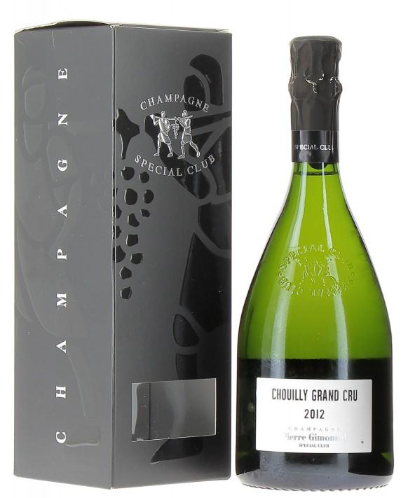 Champagne Pierre Gimonnet Spécial Club Chouilly Grand Cru 2012